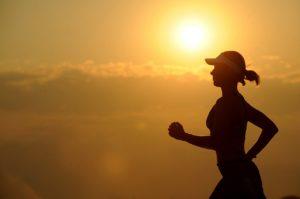 Bewegung um besser gesund leben