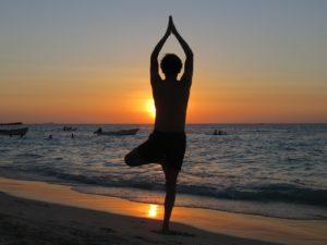 Yoga für eine gesünderes Leben