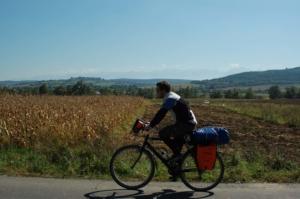 Radtour durch Ungarn
