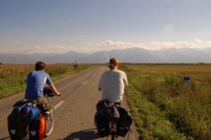 Radtour durch Rumänien