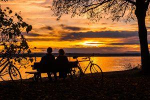 Fahrradfahren im Alter