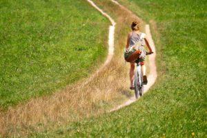 Fahrrad, Ausflug