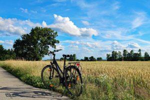 Radfahren gut für das herz