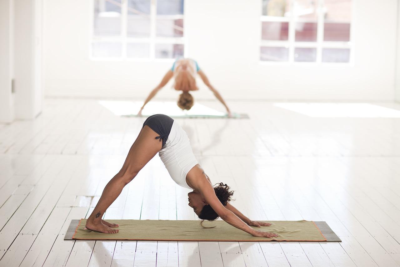 gute Yogastunde