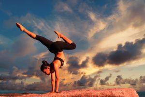 Yoga ist gesund